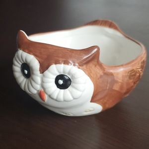 Owl bowl by Better Homes & Gardens